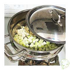 All-Clad 5 Quart Stainless Steel Steamer