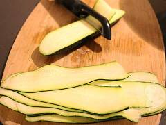 zucchini wrap ravioli