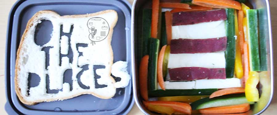packing school meals: month 7