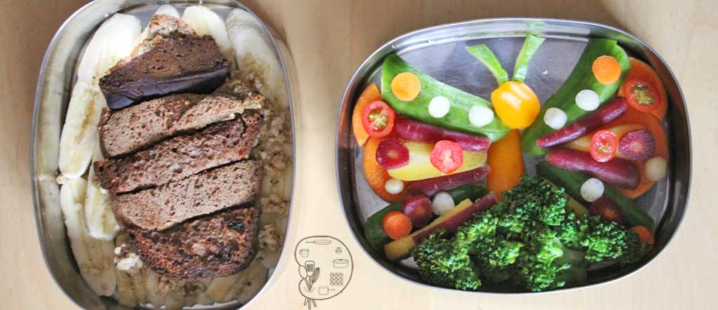 packing school meals: month 9